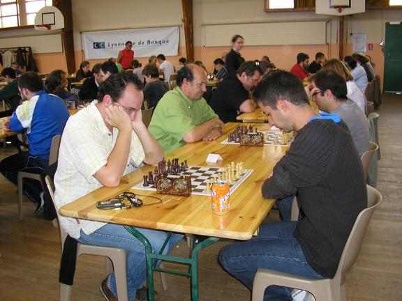 Tournoi rapide Corbas 2007-02