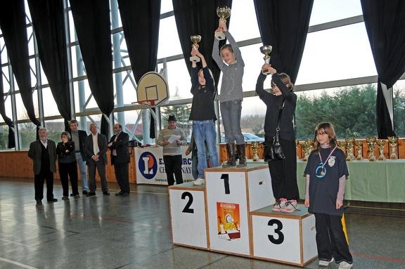 Ligue Jeunes 2009 podium-33