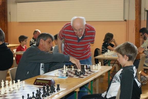 Tournoi Michel Sevault 2009